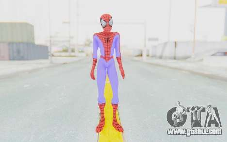 Ultimate Spider-Man - Spider-Man for GTA San Andreas second screenshot