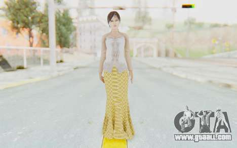 Linda Meilinda Kebaya for GTA San Andreas second screenshot