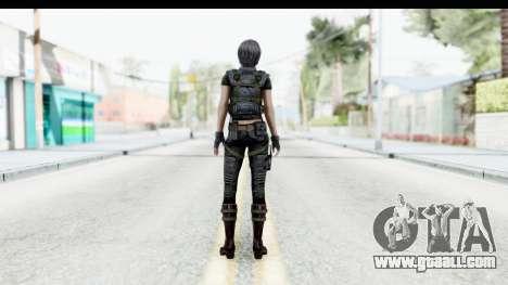 Resident Evil 4 UHD Ada Wong Assignment for GTA San Andreas third screenshot