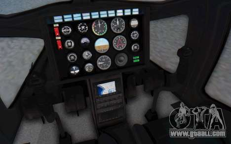 GTA 5 Buckingham Volatus v1 IVF for GTA San Andreas side view