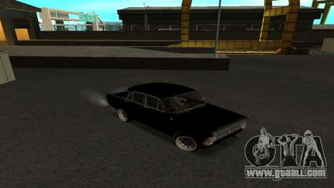 Moskvich 412 for GTA San Andreas right view