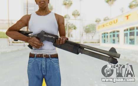Assault M1014 for GTA San Andreas third screenshot