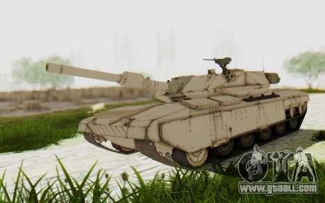 MGSV Phantom Pain M84A MAGLOADER for GTA San Andreas