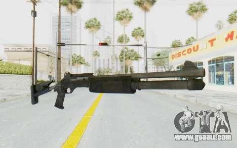 Assault M1014 for GTA San Andreas