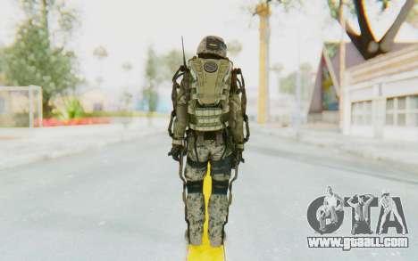 CoD AW US Marine Assault v1 Head A for GTA San Andreas third screenshot