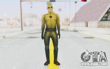 The Reverse Flash CW for GTA San Andreas second screenshot