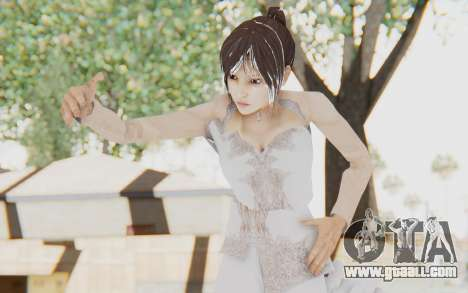 Linda Meilinda Kebaya Indonesian Wedding Dress for GTA San Andreas