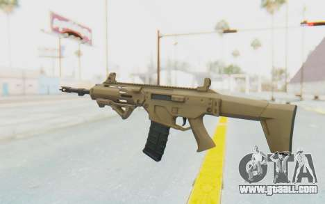 MSBS Radon Ironsight for GTA San Andreas third screenshot