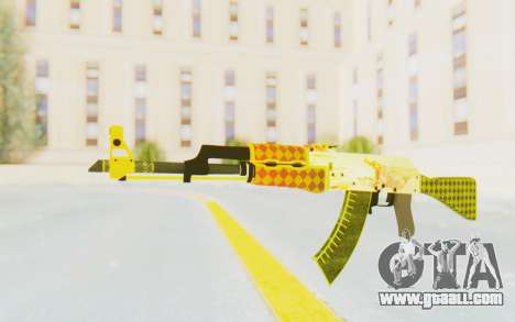 CS:GO - AK-47 Dragon Lore for GTA San Andreas