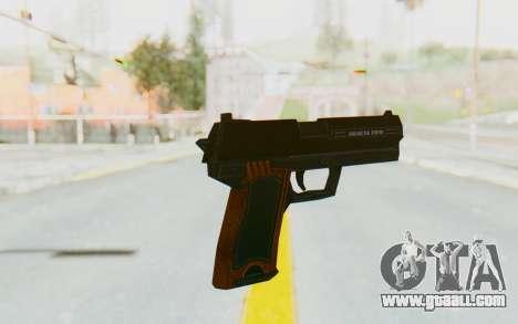 APB Reloaded - Obeya FBW for GTA San Andreas second screenshot