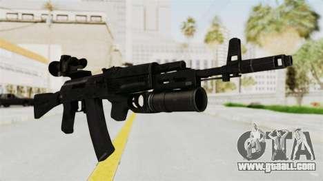 AK-74M v3 for GTA San Andreas
