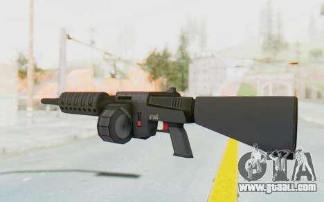 APB Reloaded - NFAS-12 for GTA San Andreas second screenshot
