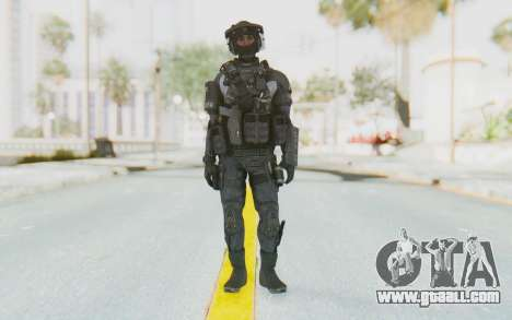 Federation Elite LMG Original for GTA San Andreas second screenshot