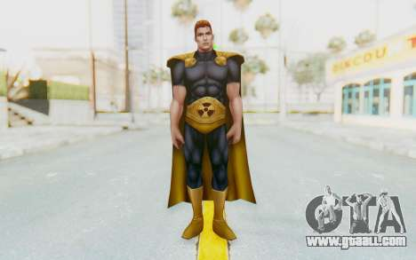 Marvel Future Fight - Hyperion for GTA San Andreas second screenshot