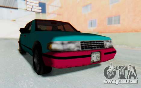 LC 90s Stanier for GTA San Andreas