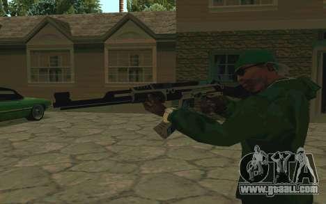 AK-47 Vulcan (SA) for GTA San Andreas third screenshot
