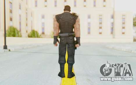 Marvel Future Fight - Punisher for GTA San Andreas third screenshot
