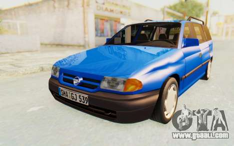 Opel Astra F Kombi 1997 for GTA San Andreas