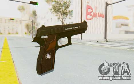 GTA 5 Hawk & Little Pistol for GTA San Andreas third screenshot