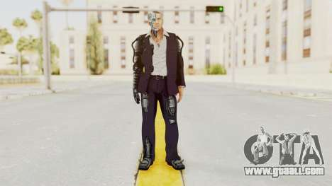Dead Rising 2 DLC Cyborg Chuck for GTA San Andreas second screenshot