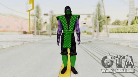 Snake MK1 for GTA San Andreas second screenshot