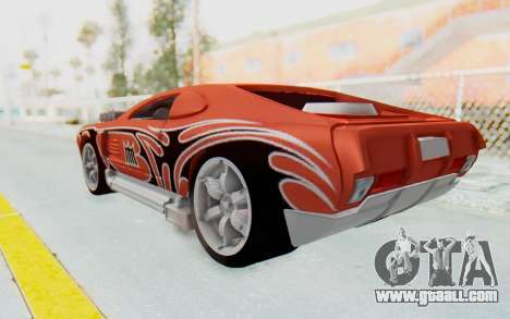 Hot Wheels AcceleRacers 2 for GTA San Andreas left view