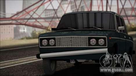 VAZ 2106 Tramp for GTA San Andreas
