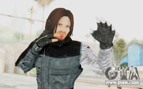 Bucky Barnes (Winter Soldier) v1 for GTA San Andreas