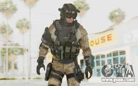 Federation Elite Assault Desert for GTA San Andreas