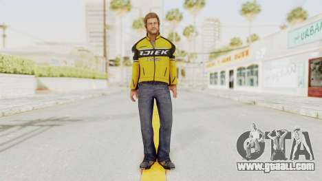 Dead Rising 3 Chuck Greene on DR2 Outfit for GTA San Andreas second screenshot