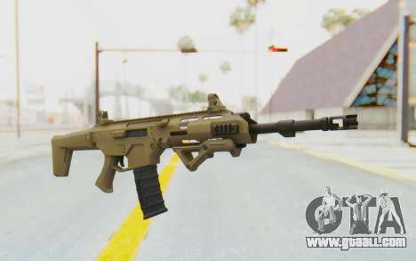 MSBS Radon Ironsight for GTA San Andreas second screenshot