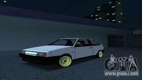 VAZ 2108 Stance for GTA San Andreas right view