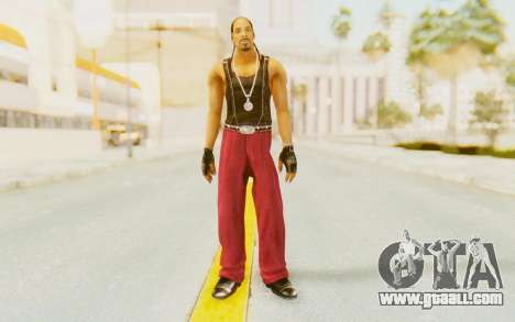 Def Jam Fight For New York - Snoop Dogg for GTA San Andreas second screenshot