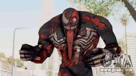 Marvel Future Fight - Venom Secret War (Zombie) for GTA San Andreas