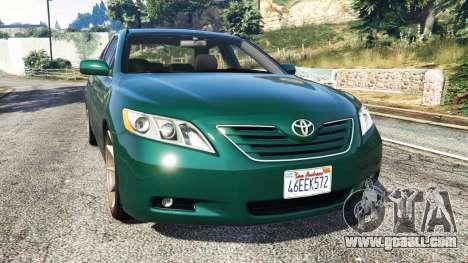 Toyota Camry V40 2008 [stock] for GTA 5