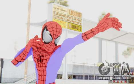 Ultimate Spider-Man - Spider-Man for GTA San Andreas