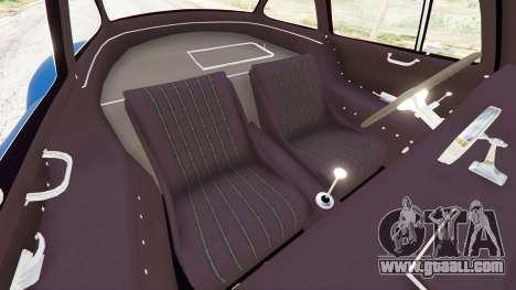 Mercedes-Benz 300SL Gullwing 1955 for GTA 5
