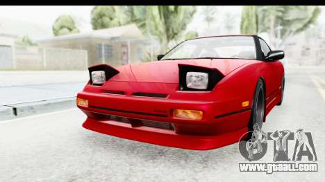 Nissan 240SX 1989 v1 for GTA San Andreas