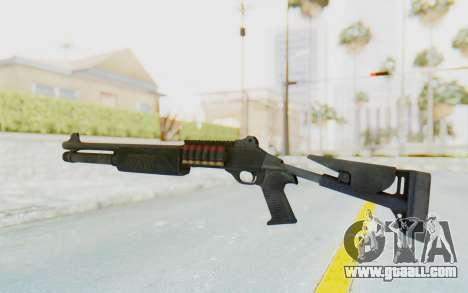 Assault M1014 for GTA San Andreas second screenshot