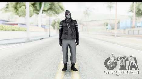GTA Online Skin (Heists) for GTA San Andreas second screenshot