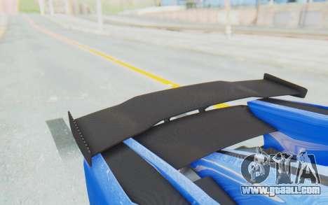 GTA 5 Grotti Prototipo v1 for GTA San Andreas inner view