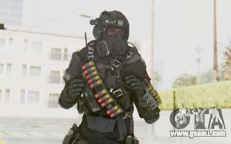 Federation Elite Shotgun Tactical for GTA San Andreas