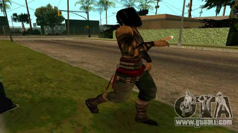 Prince Of Persia Warrior Within for GTA San Andreas second screenshot