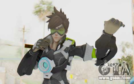 Overwatch - Tracer v5 for GTA San Andreas