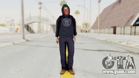 Dead Rising 2 Looter for GTA San Andreas second screenshot