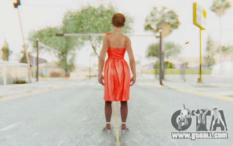 Mafia 2 - Joes Girlfriend for GTA San Andreas third screenshot
