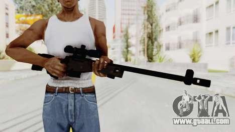 L96 for GTA San Andreas