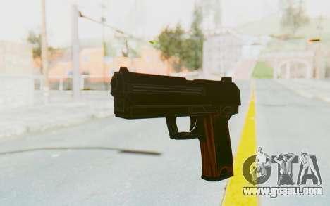 APB Reloaded - Obeya FBW for GTA San Andreas