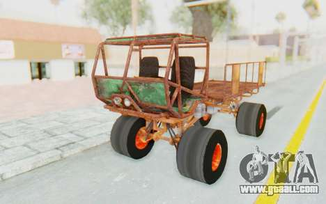 Mongo from Fast and Furious for GTA San Andreas