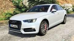 Audi A4 2017 v1.1